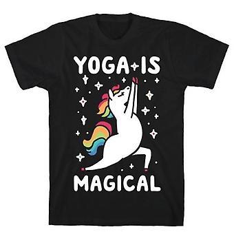 Le yoga est un t-shirt magique