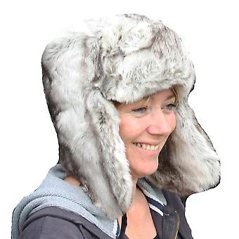 Nieuwe mens Womens Faux Fur Trapper warme winter thermische hoed AW109