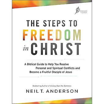 Neil T. Andersonin askeleet vapauteen Kristuksessa