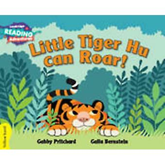 Little Tiger Hu Can Roar Yellow Band by Pritchard & Gabby