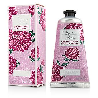 Pivoine flora håndcreme (ny emballage) 202889 75ml/2.6oz