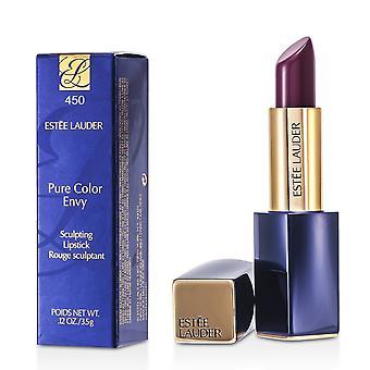 Pure Color Envy Sculpting Lipstick - # 450 Insolent Plum 3.5g/0.12oz
