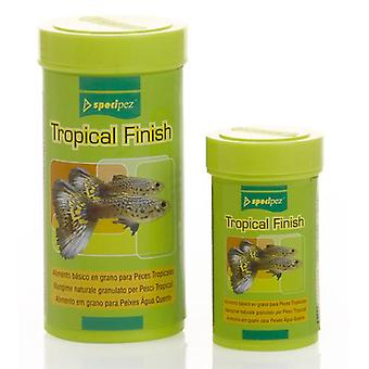 Specipez Food Tropical Finish 45Gr/100Ml (Fish , Food , Warm Water)