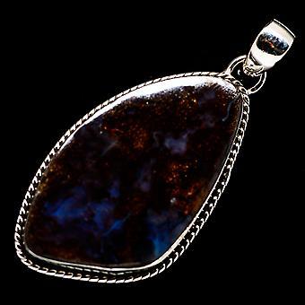 Boulder Opal Pendant 2 1/8