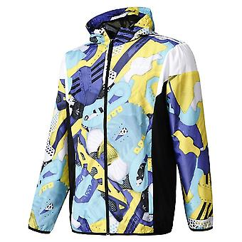 Adidas Originals Montage Aop Windbreaker BK0003 universal all year men jackets