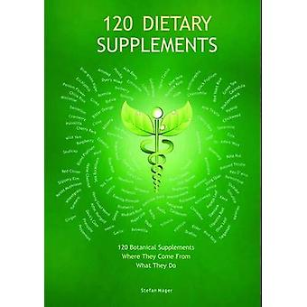 120 Dietary Supplements by Stefan Mager - 9780987166838 Book