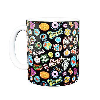 Official Candy Crush Heat Changing Mug