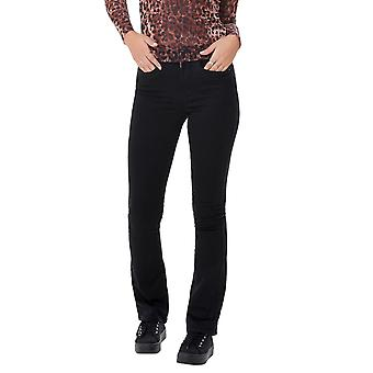 Only Women's Royal Flared Jeans High Waist