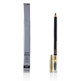 Obočí tvarování práškové tužky # 10 černá 224003 1.19g/0.042oz