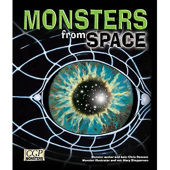 KS2 Monsters from Space Reading Book by CGP Books