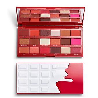 Make-up Revolution Schokolade Palette - Red Velvet