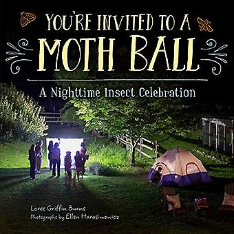 You're Invited to a Moth Ball - A Nighttime Insect Celebration by Lore