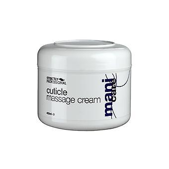 Strictly professional cuticle massage cream 450ml