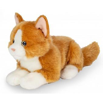Hermann Teddy kat liggend 20  cm