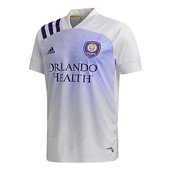 2020-2021 Orlando City Away Adidas Football Shirt
