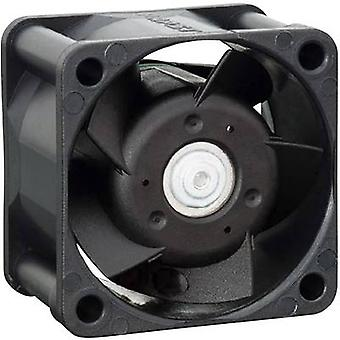 EBM Papst 412J/2HH Axiale ventilator 12 V DC 24 m³/h (L x W x H) 40 x 40 x 25 mm