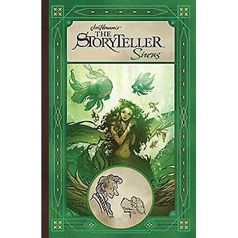 Jim Henson's The Storyteller - Sirens by Jim Henson - 9781684154470 Bo