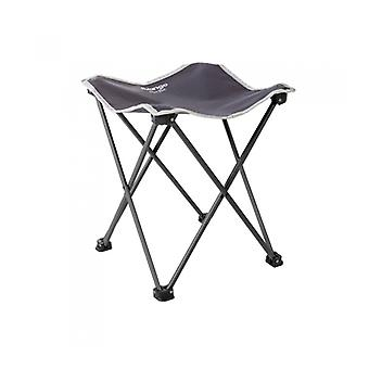 Vango Skye Tall Aluminum Folding Stool Smoke