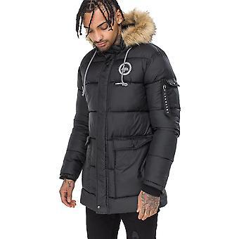 Hype Mens Explorer Puffer Jacket