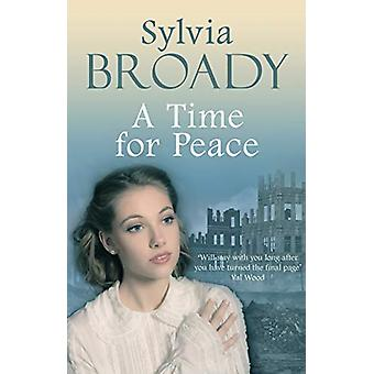 En tid for fred av Sylvia Broady - 9780749025175 Bok