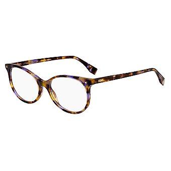 Fendi FF0388 HKZ Violet Havana Glasses