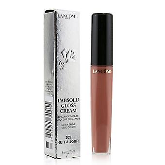 Lancome L'absolu Gloss Cream - # 202 Nuit & Jour (låda något skadad) - 8ml/0.27oz
