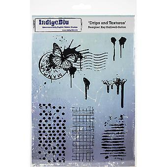 IndigoBlu Gotes y Texturas A5