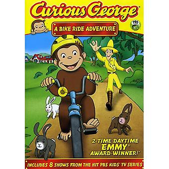 Curious George - Curious George: A Bike Ride avontuur [DVD] USA import