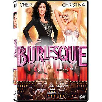 Burlesque [DVD] USA import