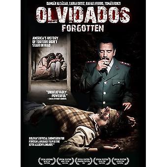 Olvidados [DVD] USA import