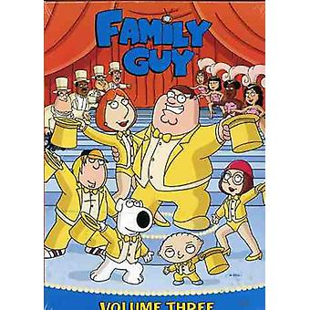 Family Guy: Vol. 3 [DVD] USA importeren
