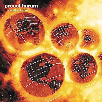 Procol Harum - Well's on Fire [CD] USA import