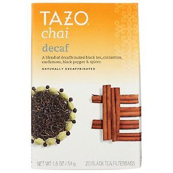 Tazo Kofeiiniton Chai Musta tee