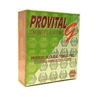 Provital Grip 14 ampoules