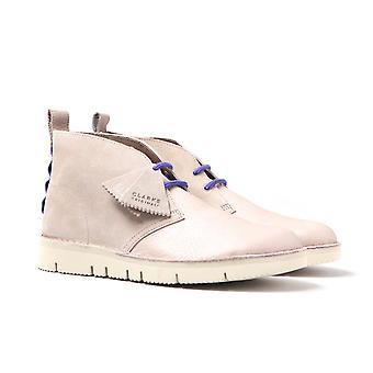 Clarks Originals Desert BT 2.0 Cream Contrast Shoes