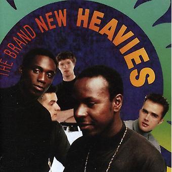 Brand New Heavies - Brand New Heavies [CD] USA import