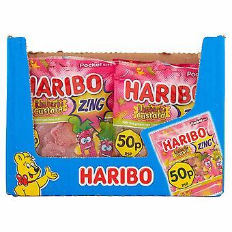 האריבו ריבס & חביצה 1.4 ק ג, ממתקים בתפזורת, 20 חבילות x 70g