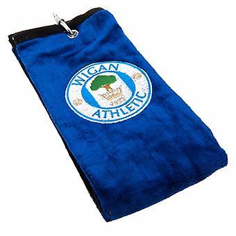Wigan Athletic FC Tri-Fold Golf Towel