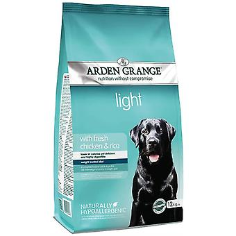 Arden Grange Adult Dog Light - 12kg