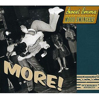 Sweet Emma & the Mood Swingers - More [CD] USA import