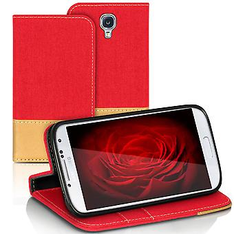 Samsung Galaxy S4 Mobile Mobile Phone Case TPU Shockproof Full Cover Phone Jeans