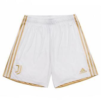 2020-2021 Juventus Adidas Home Shorts (Fehér)