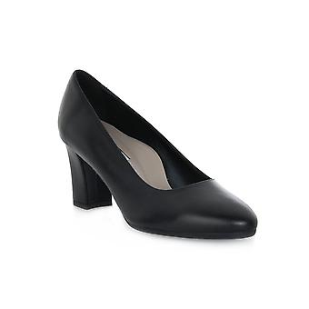 Grunland svarta mana skor