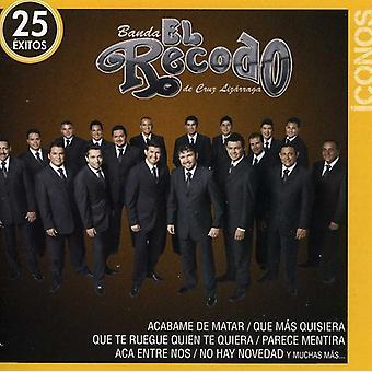 Banda El Recodo - Iconos/25 Exitos [CD] USA import