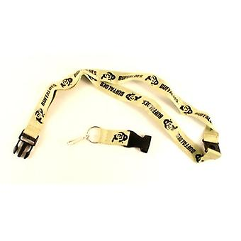 Colorado Buffaloes NCAA Logo Lanyard