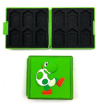 Portable And Shockproof-hard Shell Storage Box For Nintendo Switch Game Cards