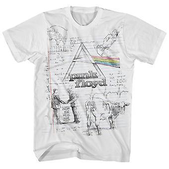 Pink Floyd T Shirt Album Art Sketches Pink Floyd Shirt