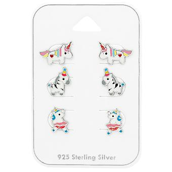 Unicorn - 925 Sterling Silver Sets - W38725x