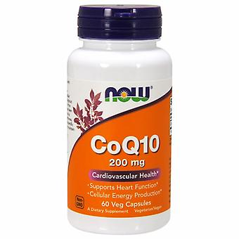Nyt Foods Coq10, 200 mg, 60 Vcaps