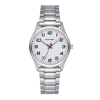 Radiant Carbon Watch for Analog Quartz Child with Stainless Steel Bracelet RA560203